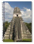 Jaguar Temple Spiral Notebook