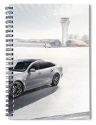 Jaguar Xj Ultimate 2013 Spiral Notebook