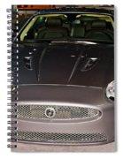 Jaguar Xk No 1 Spiral Notebook