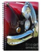 Jaguar Xk Series Spiral Notebook
