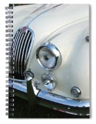 Jaguar Xk150 Spiral Notebook
