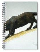Jaguarundi Spiral Notebook