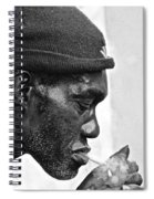 Jah, Rastafari Spiral Notebook