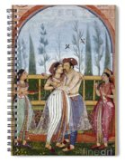 Jahangir (1569-1627) Spiral Notebook