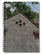 Pirates Jail In Charleston  Spiral Notebook