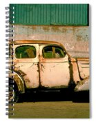 Jalopy Spiral Notebook