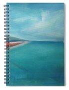 Jamaica - A Beautiful Day Spiral Notebook