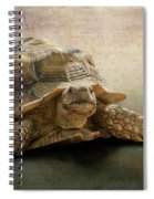 Jamal The Tortoise Spiral Notebook