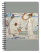 -   James Abbott Mcneill Whistler Spiral Notebook