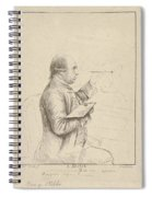 James Bretherton Spiral Notebook