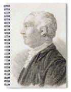 James Bruce, 1730 To 1794. Scottish Spiral Notebook