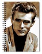 James Dean, Actor Spiral Notebook