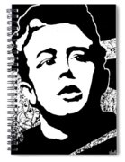 James Dean Spiral Notebook