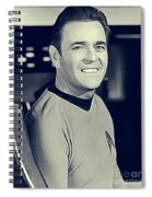 James Doohan, Scotty Spiral Notebook
