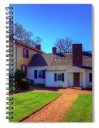 James Monroe's Highland Spiral Notebook