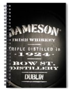 Jameson Spiral Notebook