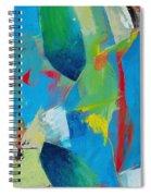 Jamie's Kitchen Spiral Notebook