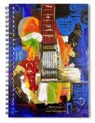 Jammin' Spiral Notebook