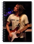 Jamming Lukas Spiral Notebook