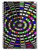 Jancaart # 4375-12s Spiral Notebook