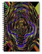 Jancart Drawing Glass 8455dwtpcg Spiral Notebook
