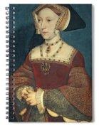 Jane Seymour Spiral Notebook