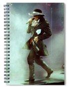 Janet Jackson 90-2379 Spiral Notebook