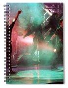 Janet Jackson 90-2383 Spiral Notebook