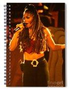 Janet Jackson 94-2994 Spiral Notebook