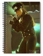 Janet Jackson 94-3022 Spiral Notebook