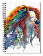 Janis Joplin Spiral Notebook