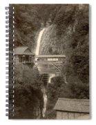 Japan: Kobe, 1890s Spiral Notebook