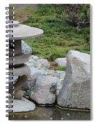 Japanese Friendship Garden 5 Spiral Notebook