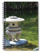 Japanese Friendship Garden 7 Spiral Notebook