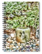 Japanese Garden 7 Spiral Notebook