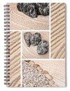 Mineral Garden  Spiral Notebook