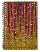 Japanese Strawberry Tree Spiral Notebook