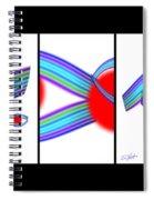 Japaneyes Spiral Notebook