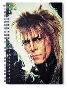 Jareth Spiral Notebook