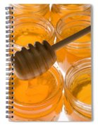 Jarrs Of Honey Spiral Notebook