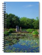 Jasmine Hill Gardens Spiral Notebook