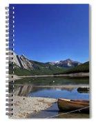 Jasper Alberta Spiral Notebook