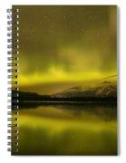 Jasper Dancing Skies Spiral Notebook