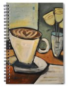 Java Love Spiral Notebook