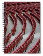 Jay Pritzker Pavilion - 4 Spiral Notebook