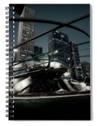 Jay Pritzker Pavilion - Chicago Spiral Notebook