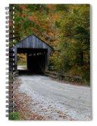 Jaynes Covered Bridge Spiral Notebook