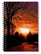 Jazmin Spiral Notebook