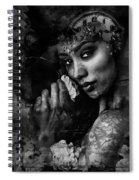Jazmine Spiral Notebook