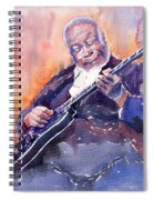 Jazz B.b. King 03 Spiral Notebook